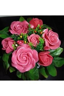 """Подарочный набор """"Розовые розы"""""""